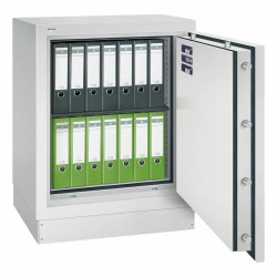 Sistec SDS 107-2 S120P EN 1143-1 Grade 1 brandkast