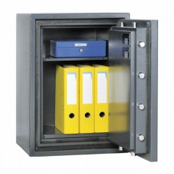 salvus bologna 67 inbraakwerende en brandwerende kluis voor thuis EN 1143-1 Grade I én EN 15659 LFS60P