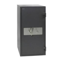 salvus bologna 165 inbraakwerende en brandwerende kluis voor thuis sleutelslot